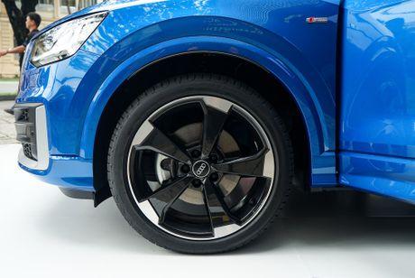 Audi Q2 ra mat thi truong Viet Nam voi dong co tang ap 1.4L - Anh 2