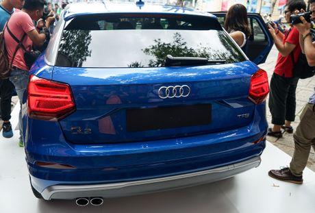 Audi Q2 ra mat thi truong Viet Nam voi dong co tang ap 1.4L - Anh 3