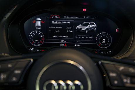 Audi Q2 ra mat thi truong Viet Nam voi dong co tang ap 1.4L - Anh 5
