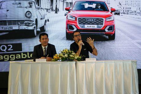 Audi Q2 ra mat thi truong Viet Nam voi dong co tang ap 1.4L - Anh 6