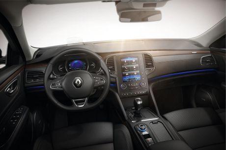 Talisman se la tam diem cua Renault trong VIMS 2016 - Anh 2