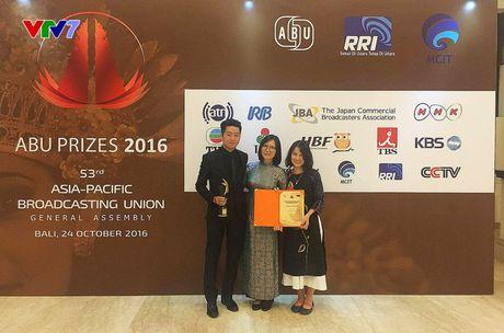 """""""Duong toi truong"""" doat Giai dac biet tai ABU Prizes 2016 - Anh 2"""