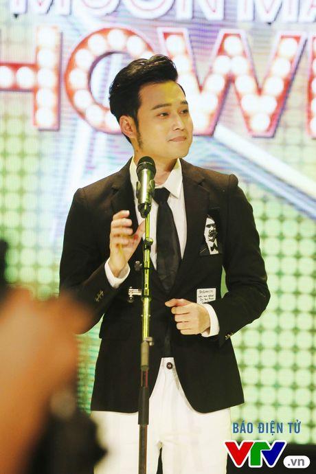 """Muon mau showbiz: Quang Vinh """"dai"""" fan Ha Noi voi loat hit cu - Anh 3"""