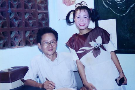 "Ngam loat anh ""mot thoi tuoi tre"" cua Viet Huong - Anh 15"