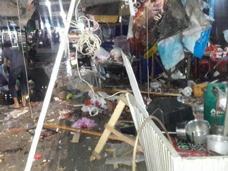Thai Lan: No bom tai cho dem, 19 nguoi thuong vong - Anh 1