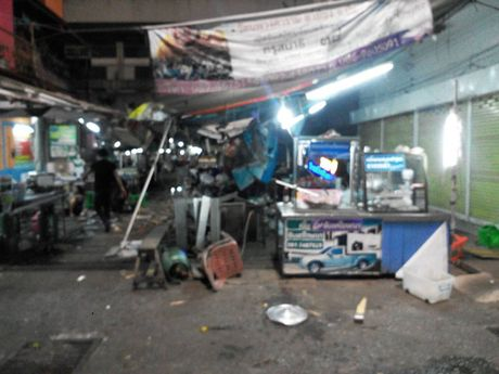 Thai Lan: No bom tai cho dem, 19 nguoi thuong vong - Anh 3