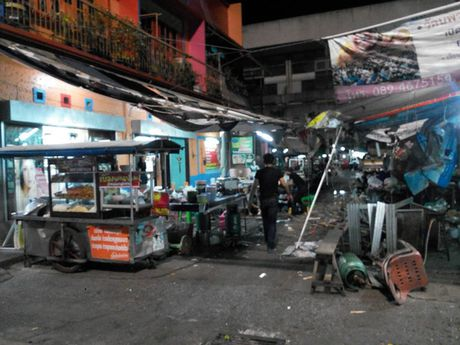 Thai Lan: No bom tai cho dem, 19 nguoi thuong vong - Anh 4