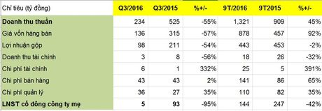 DXG: Loi nhuan giam 95% so voi cung ky, moi dat 34,32% ke hoach nam - Anh 1
