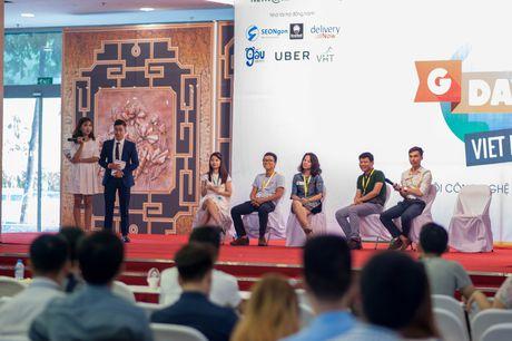 Google Day X 2016 – Ngay hoi Cong nghe thong tin lon nhat Viet Nam - Anh 1