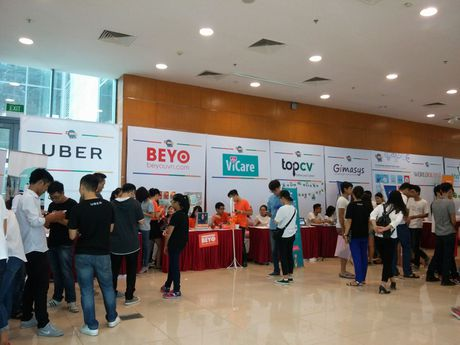 Google Day X 2016 – Ngay hoi Cong nghe thong tin lon nhat Viet Nam - Anh 2