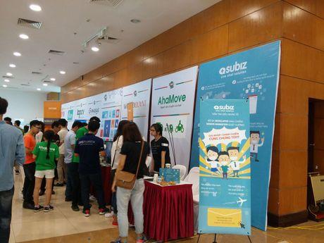 Google Day X 2016 – Ngay hoi Cong nghe thong tin lon nhat Viet Nam - Anh 3