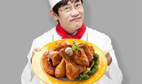 Gioi tre no nuc di thuong thuc mon am thuc DonChicken xu Han - Anh 1