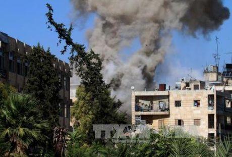 Quan doi Syria gianh them khu vuc moi o Aleppo - Anh 1
