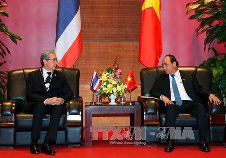 Thu tuong Nguyen Xuan Phuc tiep Pho Thu tuong Thai Lan - Anh 1