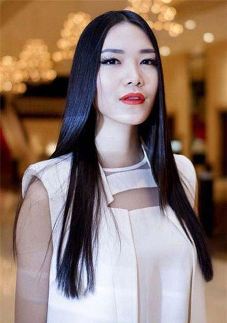 Sao Viet 'xau te' vi loi trang diem ngo ngan - Anh 13