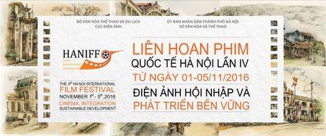 Khai mac Lien hoan phim Quoc te Ha Noi lan thu IV - Anh 1