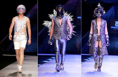 NTK Cong Tri he lo BST se trinh lang tai Vietnam International Fashion Week - Anh 3