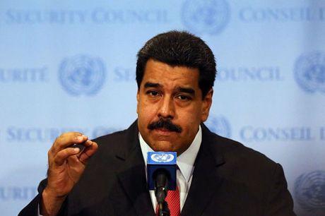 Quoc hoi Venezuela bat dau quy trinh luan toi voi Tong thong Maduro - Anh 1