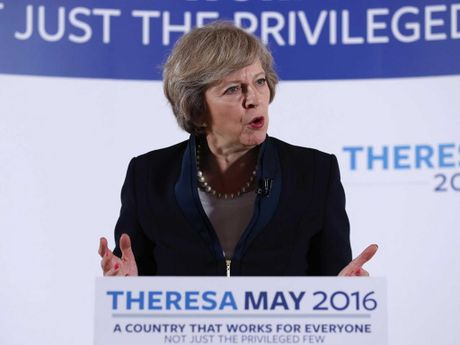 Thu tuong Anh hy vong su thong nhat qua trinh Brexit - Anh 1
