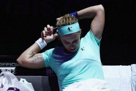 Tin the thao HOT 25/10: Huy tran Sharapova – Muguruza - Anh 1