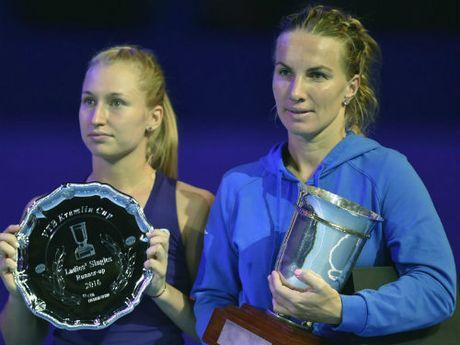 Tin the thao HOT 25/10: Huy tran Sharapova – Muguruza - Anh 3