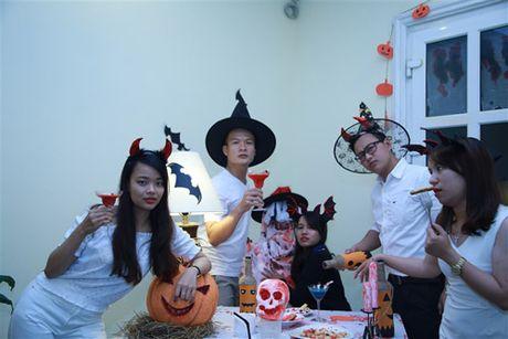 Ba Na Hills nao nhiet voi mua Halloween doc dao - Anh 7