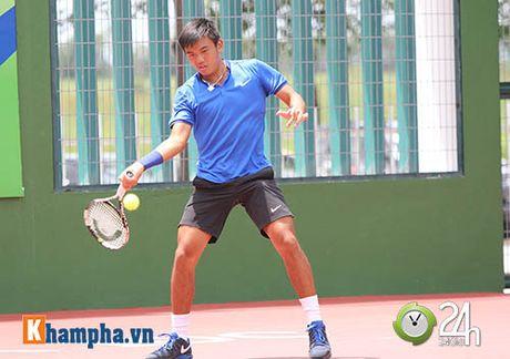 Hoang Nam - Kelsey: Khong cung dang cap (F8 Futures VN) - Anh 1