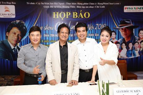 Che Linh 'gay sot' khi lan dau ngau hung song ca cung Quang Linh - Anh 5