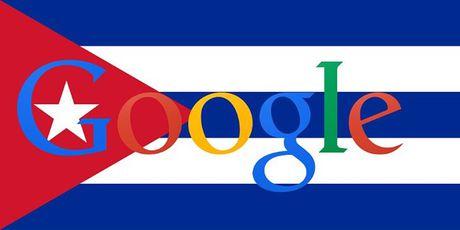 Google xoa bo han che voi nguoi dung Internet Cuba - Anh 1