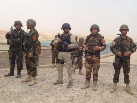 Iraq: Khong co chuyen Tho Nhi Ky tham chien o Mosul! - Anh 1