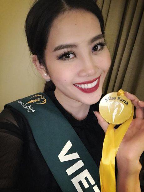 Nam Em xuat sac doat giai vang 'Nguoi dep anh' tai 'Miss Earth 2016' - Anh 2