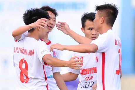 U.21 HAGL 3-2 U.21 Dong Thap: Kich tinh phut bu gio - Anh 2