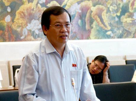 Vu nguyen Bo truong Cong thuong: Phai khoi to, dieu tra de lam ro trach nhiem - Anh 1