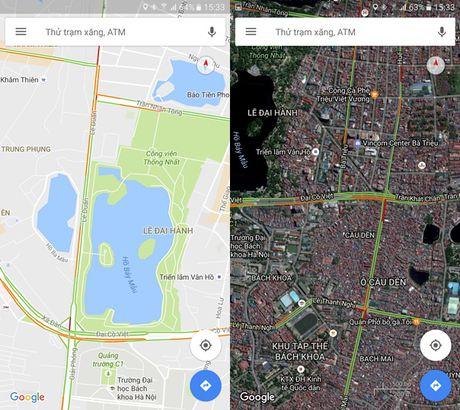 Nguoi dung Viet Nam da co the xem tinh trang tac duong ngay tren Google Maps - Anh 2