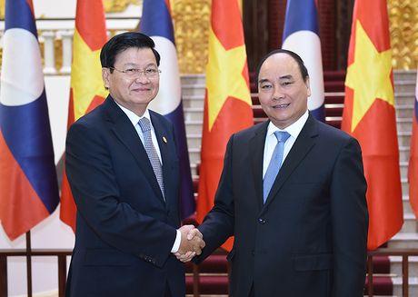 Lao nhat tri voi huong tuyen cua duong cao toc Vientiane – Ha Noi - Anh 1