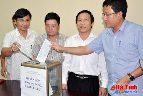 Samsung Viet Nam se ho tro 6 ty xay nha cho nguoi dan vung lu - Anh 11