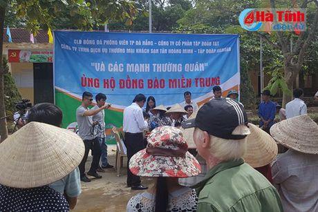 Samsung Viet Nam se ho tro 6 ty xay nha cho nguoi dan vung lu - Anh 12