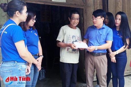Samsung Viet Nam se ho tro 6 ty xay nha cho nguoi dan vung lu - Anh 15