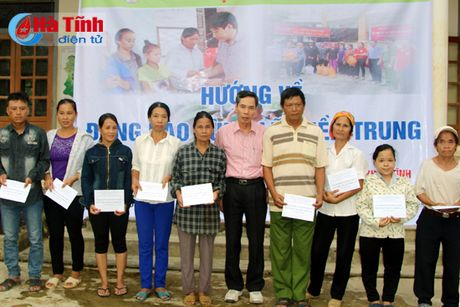Samsung Viet Nam se ho tro 6 ty xay nha cho nguoi dan vung lu - Anh 17