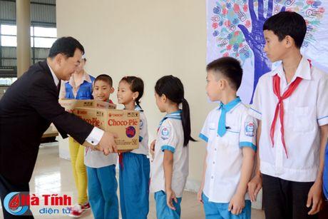 Samsung Viet Nam se ho tro 6 ty xay nha cho nguoi dan vung lu - Anh 2