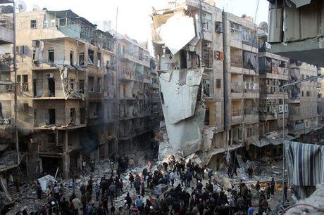 Vi sao Nga hoai nghi ve phan dinh khung bo voi phe doi lap on hoa o Syria? - Anh 1