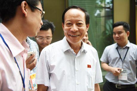 Thuong tuong Le Quy Vuong tiet lo pha 6 dai an tham nhung - Anh 1