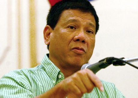 Thuong nghi si Philippines keu goi Toa an Hinh su Quoc te dieu tra chong lai Tong thong Duterte - Anh 1