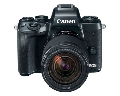 Canon am tham phat trien may anh mirrorless full-frame - Anh 1