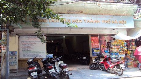Ha Noi thu hoi dat thuoc Trung tam Van hoa thanh pho - Anh 1