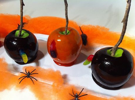 Nhung mon an truyen thong khong the thieu dem Halloween - Anh 3