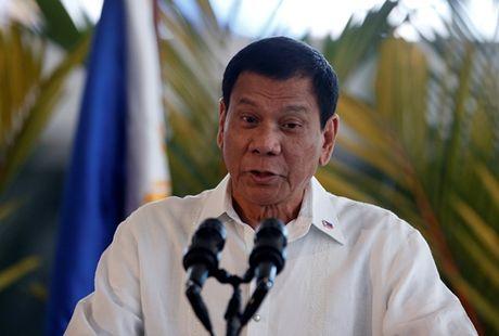 Tong thong Duterte: My dung doi xu voi Philippines nhu 'cho bi xich' - Anh 1