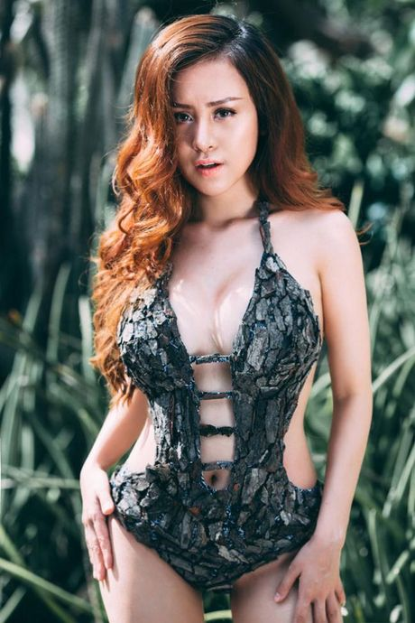 Voi so do moi, Ba Tung – Huyen Anh xung danh 'My nhan nong bong' nhat showbiz Viet - Anh 5