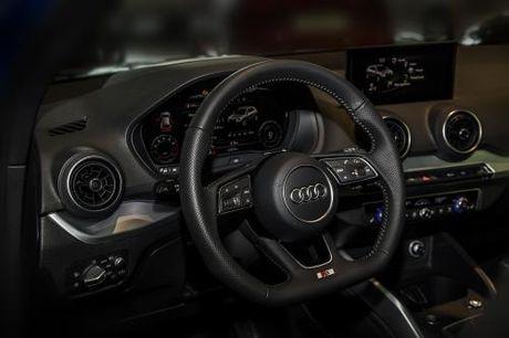 Audi trinh lang Q2 truoc them Trien lam O to Quoc te Viet Nam - Anh 2