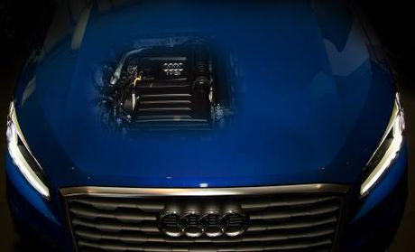 Audi trinh lang Q2 truoc them Trien lam O to Quoc te Viet Nam - Anh 6